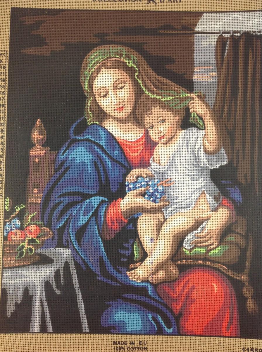 Madonna con Bimbo