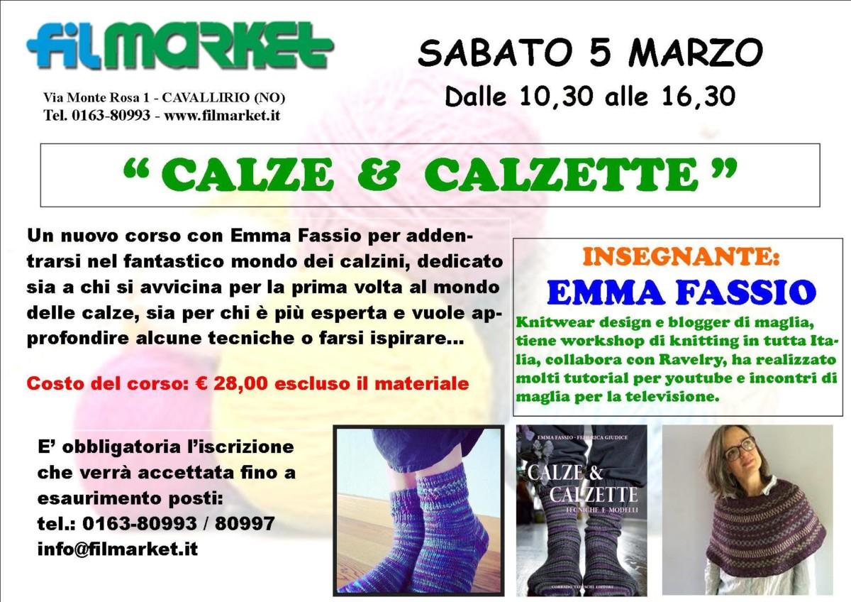 Calze e calzette Emma Fassio Filmarket